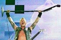 Metallica's taste in music