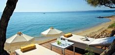 Afitis Boutique Hotel, Afitos, Kassandra Peninsula, Classic Collection Holidays #Greece