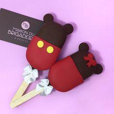 Disney Desserts, Disney Cakes, Disney Food, Disney Mickey, Disney Cake Pops, Ice Cream Pops, Ice Pops, Cakepops, Minni Mouse Cake