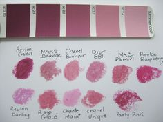 Lipstick: Cool (True) Summer Palette                                                                                                                                                                                 More