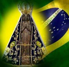 12 de Outubro -  Nossa Senhora da Conceição Aparecida - Padroeira do Brasil
