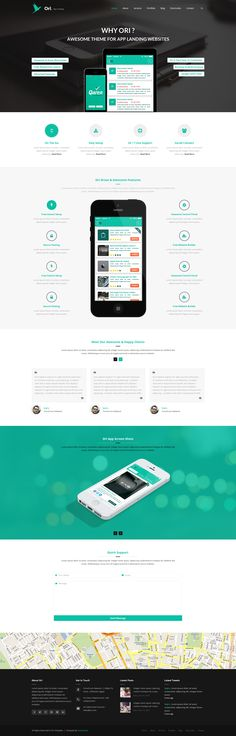 124 homepage app