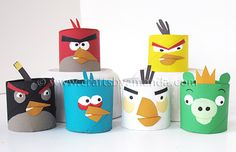 Page 8 - 17 Angry Birds Birthday Party Ideas for Kids I Angry Birds Activities for Kids - ParentMap