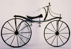 26.06.1819 Sykkelen ble patentert (Wikipedia) - Hobby Horse (draisine) by cstmweb, via Flickr