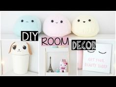 Watch this amazing video because she is amazing and she can make alot of cute room decor 😃