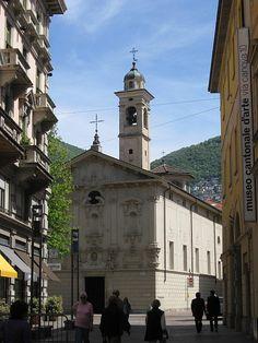 San Rocco, Lugano, Switzerland Italy Trip, Italy Travel, Canton Ticino, Switzerland Bern, San Rocco, Dream Trips, Lugano, Iglesias, What A Wonderful World