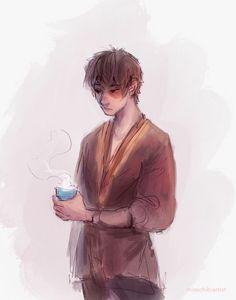 By misschibidoodle on Tumblr Avatar Zuko, Avatar The Last Airbender, Kids Series, Iroh, Korrasami, Fire Nation, Legend Of Korra, Fan Art, Drawings