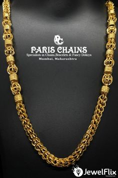 Buy Gold Chain, Bridal Jewelry, Silver Jewelry, Gold Chain Design, Gold Chains For Men, House Front Design, Gold Accessories, Best Model, Fashion Jewelry