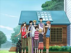Host Club Anime, Ouran Host Club, Ouran Highschool, High School Host Club, Animation Reference, Wallpaper Art, All Anime, Attack On Titan, Anime Characters