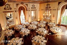 Downtown Detroit Wedding, The Colony Club Detroit Wedding