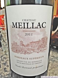 A brand and cellar recently purchased by Chateau Cadillac-en-Fronsandais