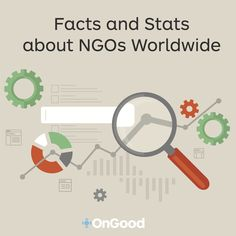 14 Must-Know Stats and Facts about NGOs Worldwide || #NGOfacts