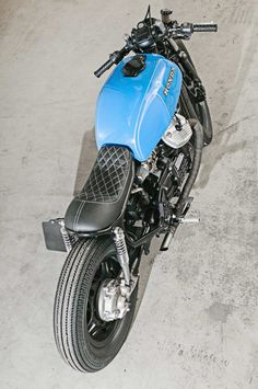 Honda cx500 vintage bike new build