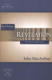 Revelation, John MacArthur Study Guides   -               By: John MacArthur