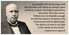 robert ingersoll quotes - Google Search