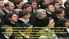 L'innocence de Muhammad dans la Bible voici la preuve