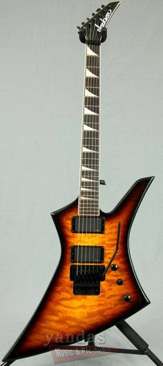 Jackson KEXMG Kelly Electric Guitar