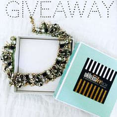 I loved my subscription box from @universiteebox so much that I've teamed up with them to give one lucky follower this necklace- just one of the many things found in a universitee box! To enter: -follow me and @universiteebox -tag friends in the comments! (Real people please) Good luck! Winner will be announced next week. by preppy.101