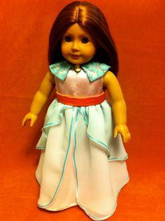 Ginny Weasley's Yule Ball Gown by DressMeMagic on Etsy, $45.00