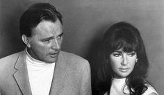 Burton, Elizabeth Taylor, in the 60s. File picture of Elizabeth ...