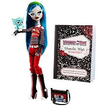 """Monster High Ghoulia Yelps - Personajes - Monster High - Muñecas Monster High - Toys""""R""""Us"""
