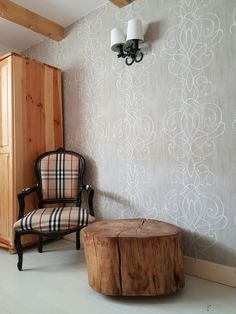 Proper relax #wood #mountains #vintage #log #ludowy #burberry cottage for rent