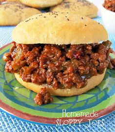 1000+ images about Recipe Ideas-Ground Beef on Pinterest | Burgers ...