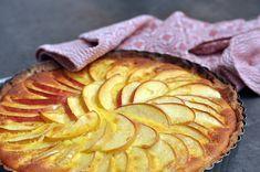knuspriger Apfelkuchen