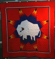 Winnebago Quilts: Honor and Celebration | AllPeopleQuilt.com