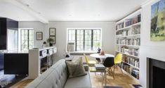 Prewar Brooklyn NYC Apartment Renovation With Charm