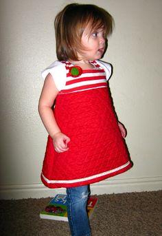 Shwin: The Holly Jolly Dress