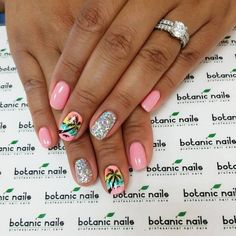 cute summer nail art designs 2017