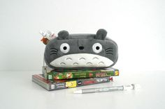 Kawaii Japanese anime My Neighbor Totoro pencil by OSUStationery @miffymifferson