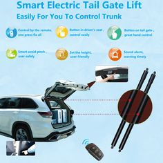 Smart Electric Tail Gate Lift Auto  Electric Tail Gate Lift Special For BMW Series 3 2015 #Affiliate