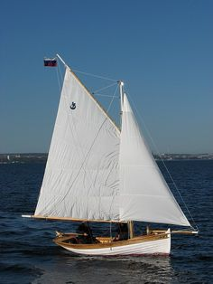 Classic sailboat Askold-15 Купить классическую парусную лодку Аскольд-15