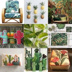 """Tropical home vibes! Love a bit of kitsch tiki style :)  All images (and many more on this theme) can be found on our Pinterest board 'Tropical Home"""" ... full of island vibes ... ... ... #tikiroom #tikistyle #tikiculture #tikidecor #tropicalhome #tropicaldecor #tropicalhomedecor #tropicalhomewares #tropicalinteriors #tropicalinspiration Tropical Home Decor, Tropical Houses, Kitsch, Boho Beach Style, Tiki Decor, Tiki Room, Leaf Prints, Pinterest Board, Retro"""