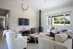 Luxury Real Estate New Zealand Luxury Real Estate, Living Spaces, Modern, Table, Environment, House, Furniture, Home Decor, Trendy Tree