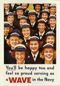 You'll Be Happy Too Poster, 1944 Help Us Salute Our Veterans by supporting their businesses at www.VeteransDirectory.com and Hire Veterans VIA www.HireAVeteran.com Repin and Link URLs