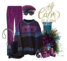 """""""Calm"""" by sugerpop ❤ liked on Polyvore featuring Emilio Pucci, Dale of Norway, Rebecca Minkoff, UGG, Tom Ford, Eve Snow, Philip Stein, Disney, BillyTheTree and STELLA McCARTNEY"""