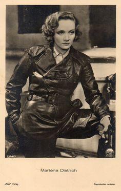 Marlene Dietrich Collection: Marlene Dietrich - Agent X27