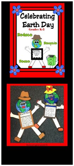 Earth Day Writing Activity  #Earth-day # Language-Arts
