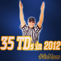 7/25/13 - 35 days until kickoff! The Mocs scored 35 touchdowns in 2012, and here's a highlight of all of them! #GoMocs http://www.gomocs.com/mediaPortal/player.dbml?id=2771306_oem_id=17700