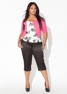 Ashley Stewart for plus size divas