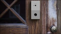 The Chui Offers Revolutionary Secure Access to One's Home #doorbells trendhunter.com