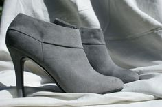 undefined Booty, Ankle, Ebay, Collection, Shoes, Fashion, Gray, Ankle Boots, Heels