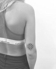 Saint Benito tattoo