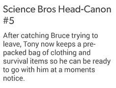 Science Bros Headcannon #5
