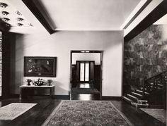Villa Necchi Campiglio, Milano - Piero Portaluppi, 1932-35.