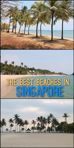 Are there good beaches in Singapore? You bet! Here are 10 of the best beaches in Singapore, from the family friendly East Coast beaches to the artificial sands of Sentosa.