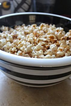 I love sweets. You maybe already know this about me. Some people like their popcorn extra salty, I prefer to have the sweeter version. Since...